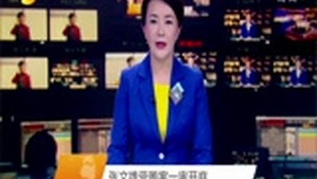 [湖南新闻联播]张文雄受贿案一审开庭