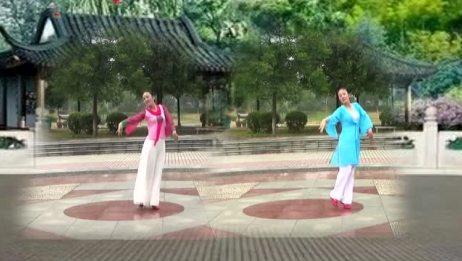 广场舞《书房门前一枝梅》跳自己的舞开心就好