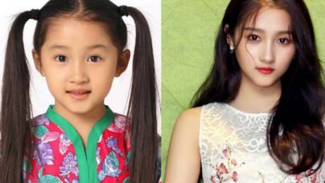 越长越美的4位女童星,关晓彤只能垫底,第一给她无人争议!