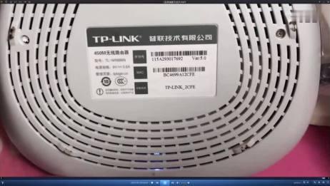 无线路由器设置详细视频教程(以tplink为例)