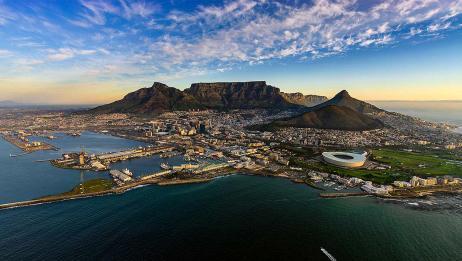 世界上最危险的海域,非洲大陆的最南端,壮丽到极致!