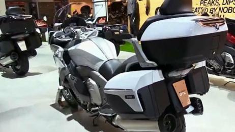 2017款宝马顶级巡航摩托K1600GTL,老司机告诉你是否值得购买?