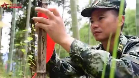 青砖、编号、红丝带:这里有1343座无名红军墓碑