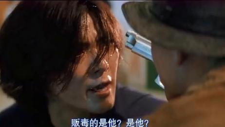 新英雄本色:郑伊健被自己的老大陷害,还派邹兆龙来杀他