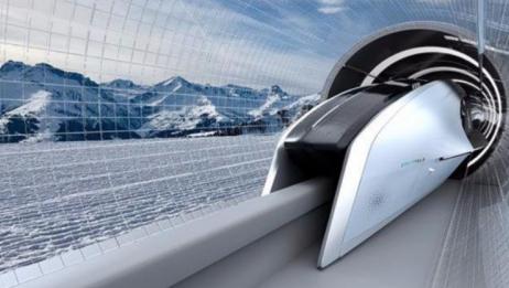 """世界首款""""氢动力飞行高铁""""时速1200公里,将挑战中国高铁地位!"""