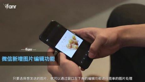 微信存的表情包可以发到朋友圈,也可以直接添加到图片上!