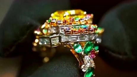 为何Dior珠宝价格昂贵?看完它的制作过程,网友:实在了不起