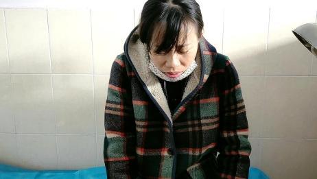 女人太难了,剖腹产妈妈第20天,第5次去医院换药,刀疤恢复很好