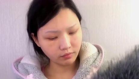论化妆的重要性,妆前是大姐妆后瞬间变网红女神!
