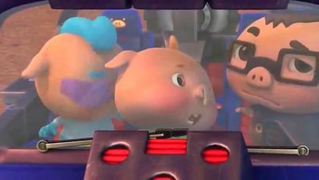 猪猪侠:五灵王使出神力,成功制服大魔王