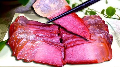 12种腊鱼腊肉腌制方法(06),五香腊肉,经典配方做美味年货