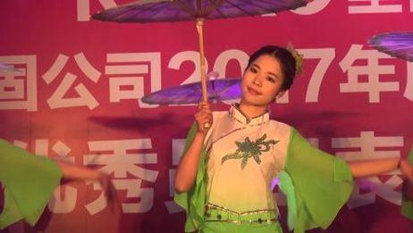 伞舞《茉莉花》