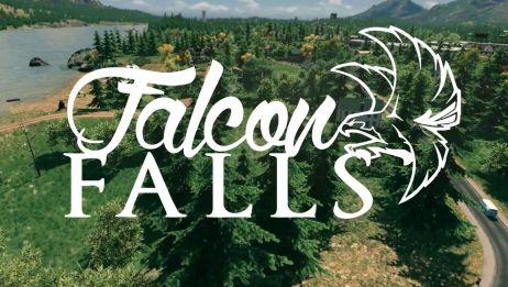 [油管转载]【城市天际线】【长期更新】Cities Skylines  Falcon Falls12P