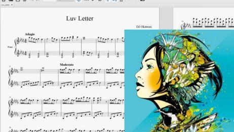 【小提琴】Luv Letter  DJ Okawari
