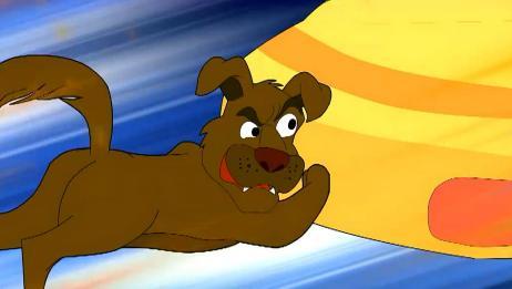 大头儿子:爸爸戏弄小狗狗,狗狗可不是好惹的,开始报复爸爸