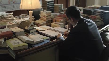 沙瑞金的学习态度真令人敬佩,办公桌上摆满书籍,能成功绝非偶然