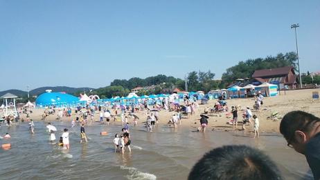 秦皇岛北戴河免费海场