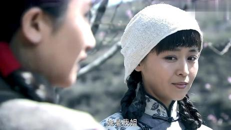 小鬼子冒充八路说中国话,不料女战士突然说日语,鬼子当场暴露!