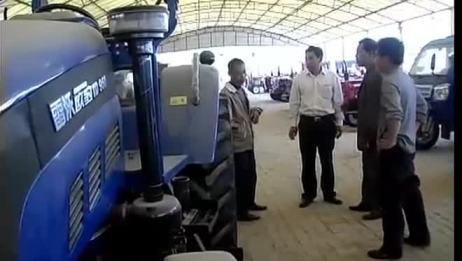 首家农机合作社成立