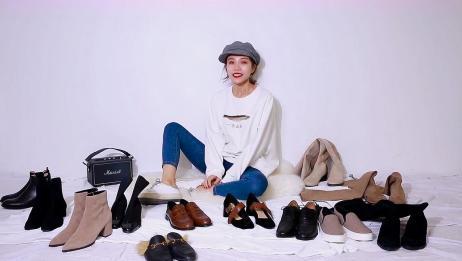 搭配干货 秋冬鞋子合集 学会穿搭的你只需要拥有一双百搭的鞋子