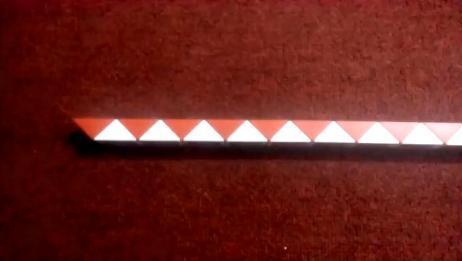 益智玩具魔尺72段变球转法教程:太神奇了,你学会了吗