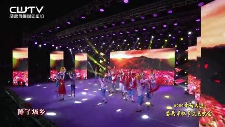 农民丰收节:歌舞《丰收中国》