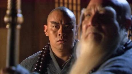 长老端起六十二斤的禅杖就耍,他竟是深藏不露的高手,智深已看傻