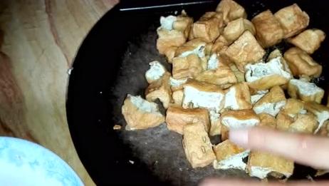 家常酿豆腐的做法,馅多好吃又营养,这样做没毛病