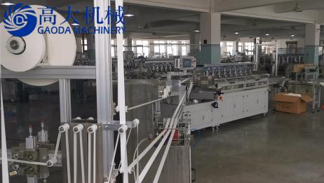 高速纸吸管机—12mm+4层+75米运行,一分钟350400支吸管