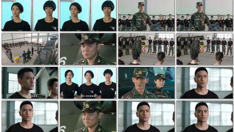 特种兵:队长问小兵一个问题,小兵的回答,让全场震惊