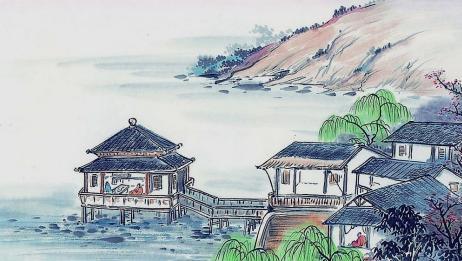 唐代诗人王昌龄送别朋友,写下一首诗,让一座古楼声名远播