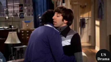 【TBBT】激情四射的Howard和Rajesh