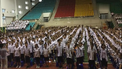 漳州实验中学初一年口号