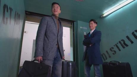 金牌律师:辛比利把苏东接到自己的员工宿舍,竟让他与小九同住