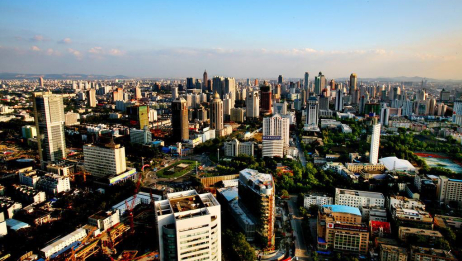 合肥到上海途径南京,高铁驶入这座六朝古都之时,南京真太霸气了