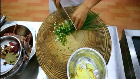 羊肉汤的做法视频教学,好吃美味!