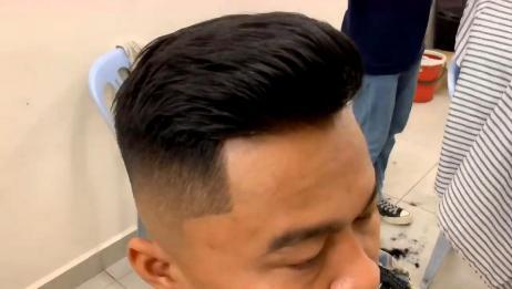 越来越多成功男士发型这样剪,稳重精神有型,时尚适合大多数男士