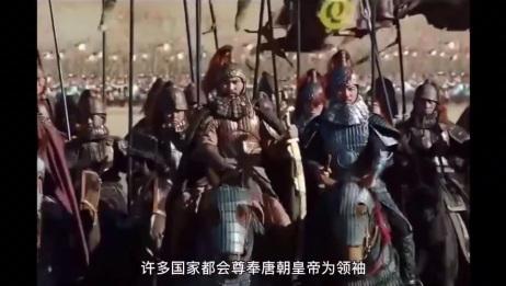唐朝盛世时期,强到什么程度,让你无法想象