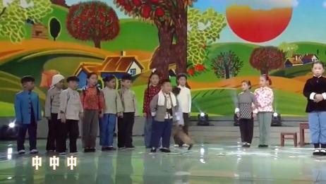梨园春:张楚怡带一群小能豆演唱豫剧《朝阳沟》,真是太可爱了!