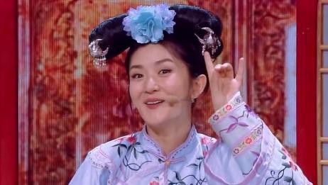 千万别把杨迪谢娜放在一起搭戏,嘉宾都哈哈大笑,不愧是综艺王!