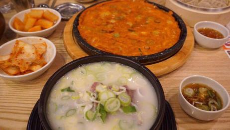 吃货在首尔➡️雪浓汤