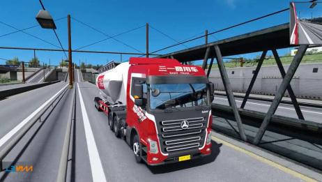 欧洲卡车模拟2 国产三一重卡测试版 Euro Truck Simulator 2