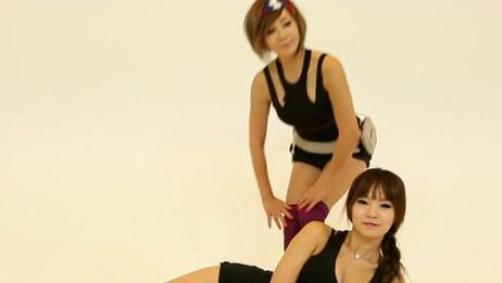 郑多燕健身操,瘦腿瘦肚子,动作简单超有效!