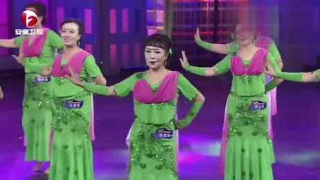 这段民间傣族舞表演,婀娜多姿!