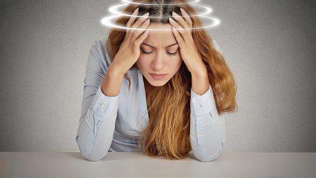 得了眩晕症中医如何治疗?医生坦言:几周即可见效
