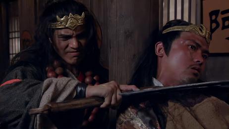蜈蚣岭土匪祸害良家妇女,武松斩杀飞天蜈蚣,双刀一出无人能敌!