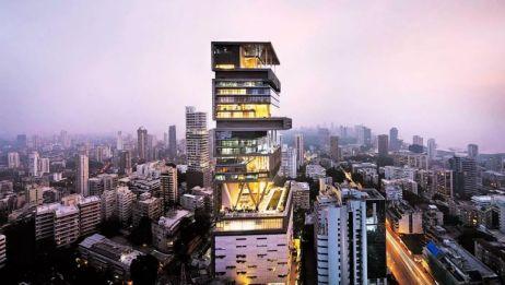 45层的摩天大楼贫民窟,没水没电没电梯,月租只需200你敢住吗