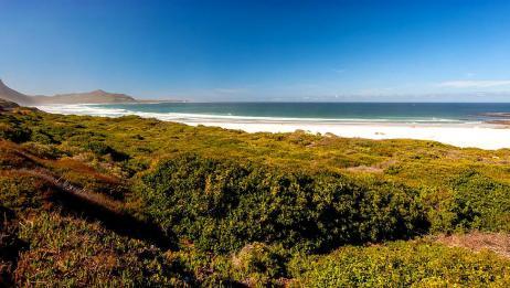 世界上最危险的海域,在非洲大陆的最南端,秀美风景如诗如画!