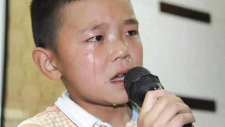 6岁农村娃演唱一首《妈妈我想你》,唱碎天下父母的心,心痛