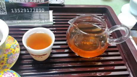 试喝2003年易武春尖,体验易武茶的香甜滑柔顺总结篇
